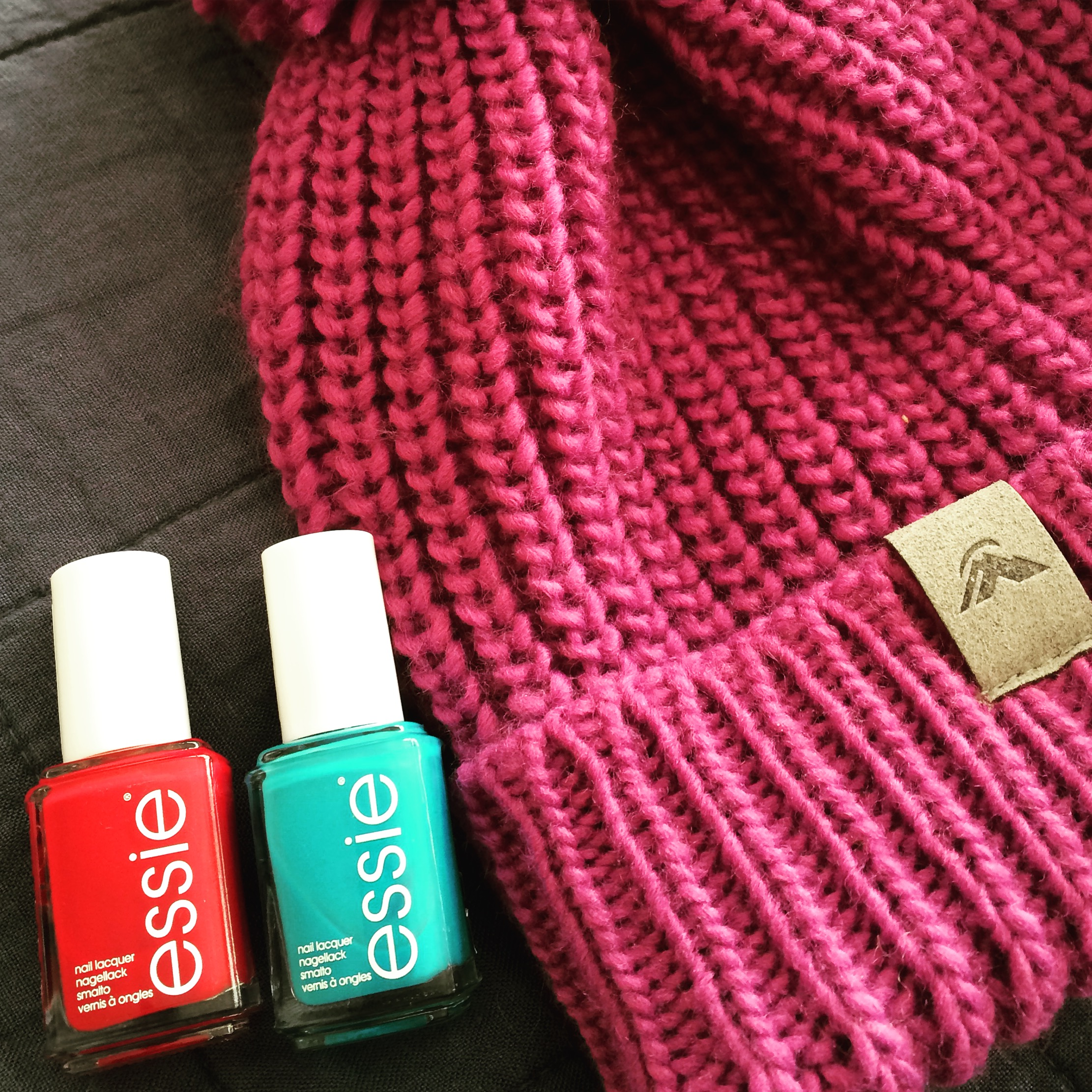 nail polish   Leigh Hogan